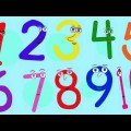 10 Little Numbers (KidsTV123)