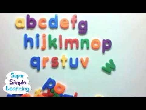 ABC Song (Super Simple Songs)