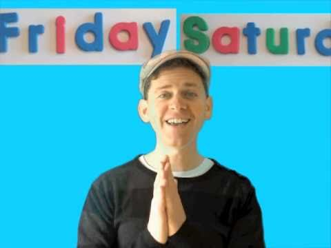 Days of The Week Song For Kids (Dream English Kids)