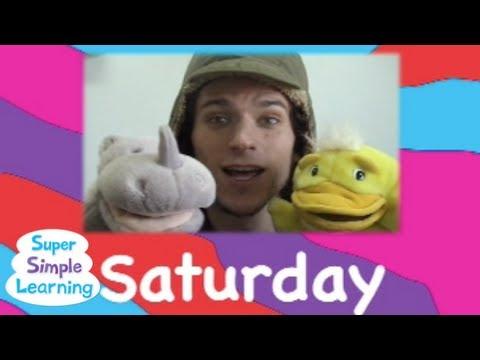 Days of the Week (Super Simple Songs)