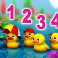Five Little Ducks (5匹のアヒル)
