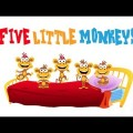 Five Little Monkeys (Super Simple Songs)