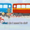 How are you, Mr Dan? – Transportation Song