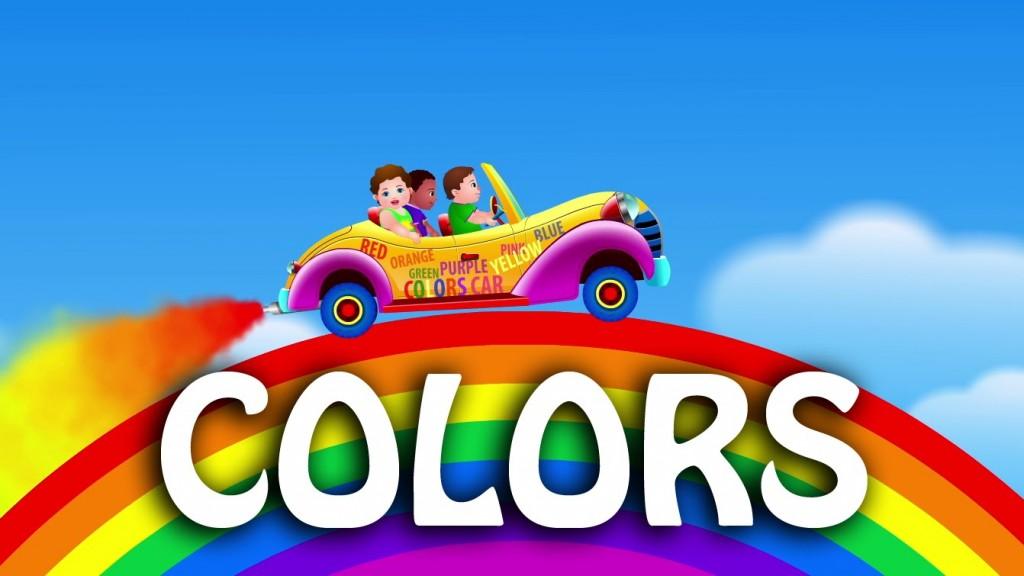 Let's Learn The Colors!  (ChuChuTV)