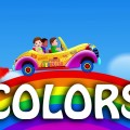 Let's Learn The Colors!  (ChuChuTV)