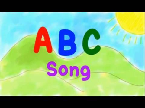 The ABC Song (KidsTV123)