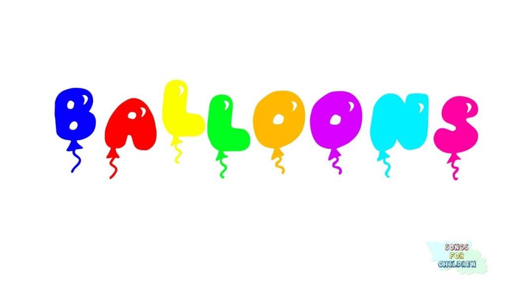 The Balloon Balloon Balloon Song