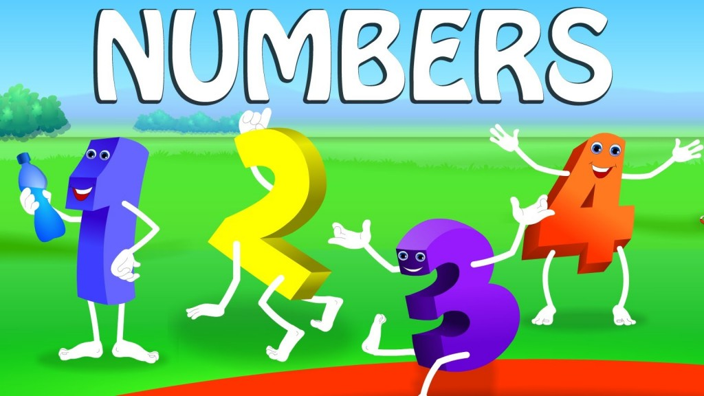 The Numbers Song (ChuChu TV)