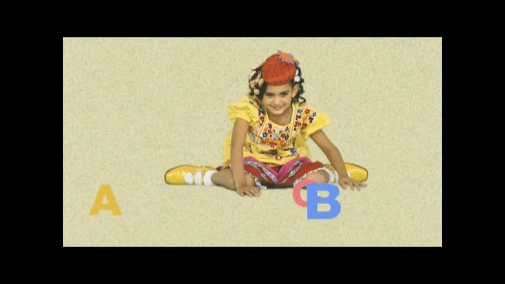 【えいごのうた】ABCSong アルファベットのうた