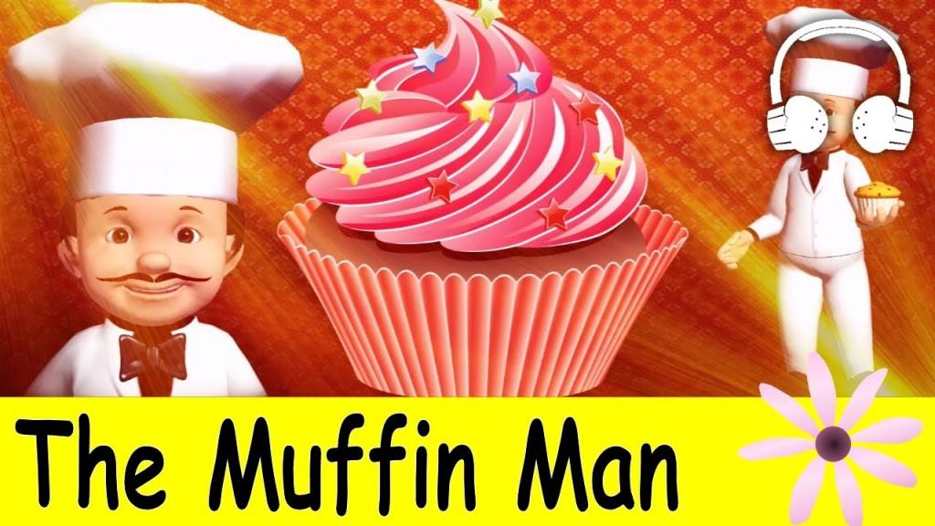 The Muffin Man (マフィンマン ダンス付)