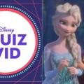アナと雪の女王クイズ