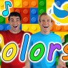 Colors Song for Kids(子供向け色の歌)